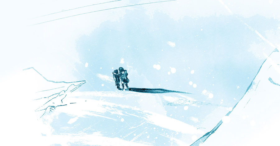 'Snow Angels' returns from comiXology this Tuesday