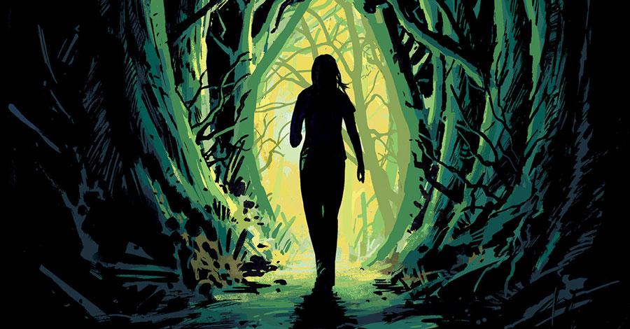Joe Ciano + Joshua Hixson explore the monster within in 'Children of the Woods'