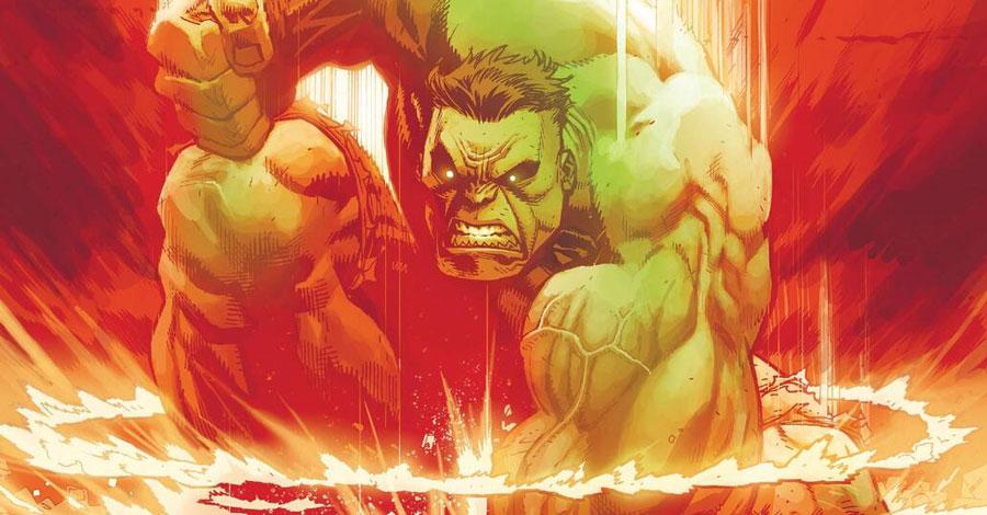 Marvel announces new creative teams for 'Hulk,' 'Venom'