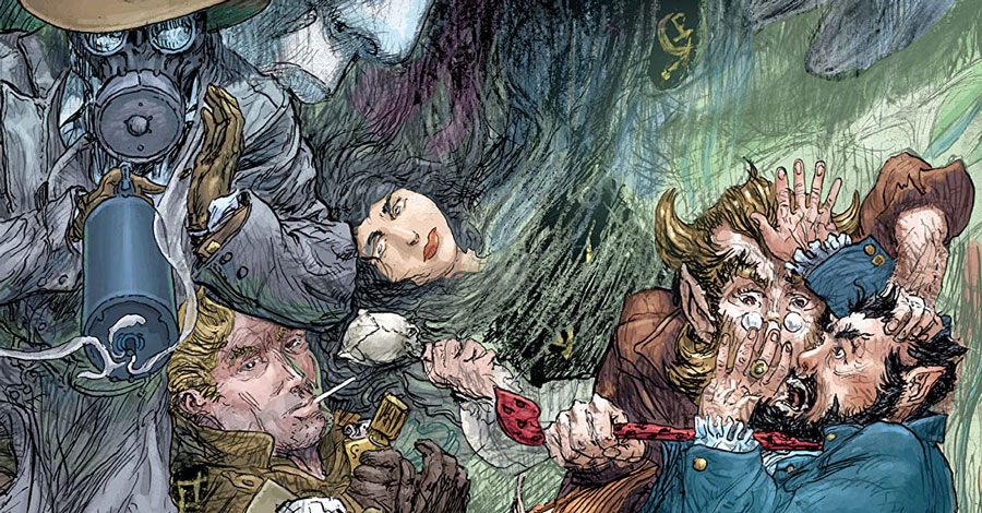 Sunday with 'Sandman' | Looking back at the earliest issues of the beloved series