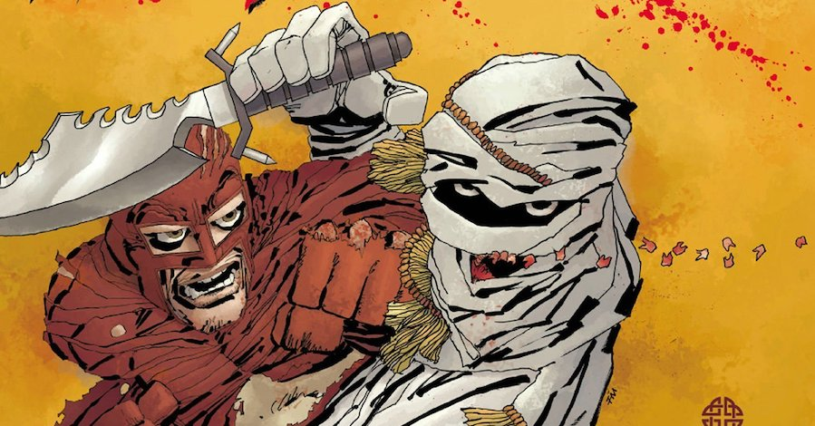 Legendary Comics will never reprint 'Holy Terror'