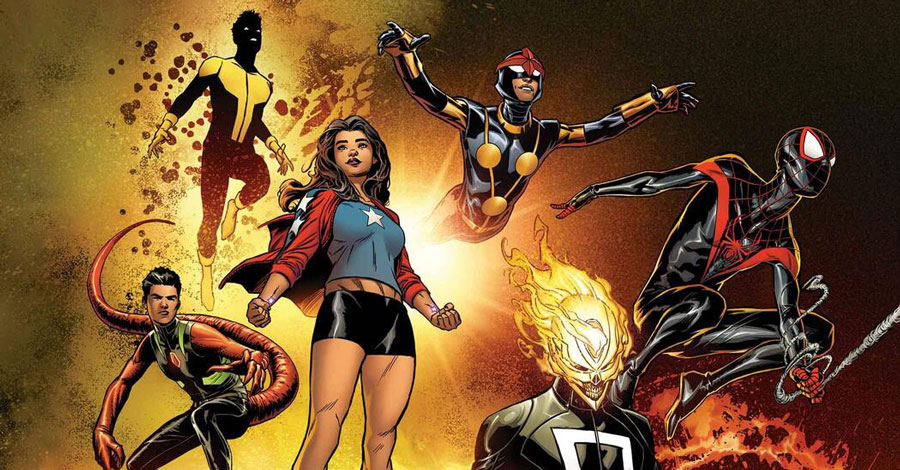 Marvel will spotlight Latinx creators + characters in 'Marvel's Voices: Comunidades'