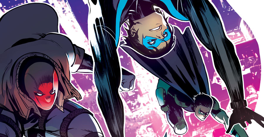 'Robins' wins DC's Round Robin tournament, will debut in November