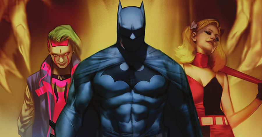 Can't Wait for Comics | 'Fear State' arrives in Gotham this week
