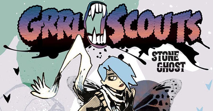 Mail Call | Jim Mahfood's 'Grrl Scouts' returns in November