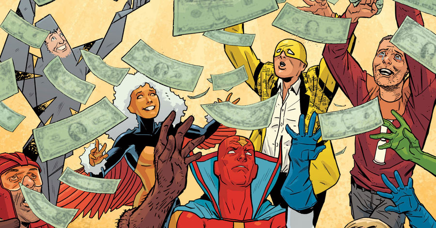 Russell + Lieber serve up the 'One-Star Squadron' in December