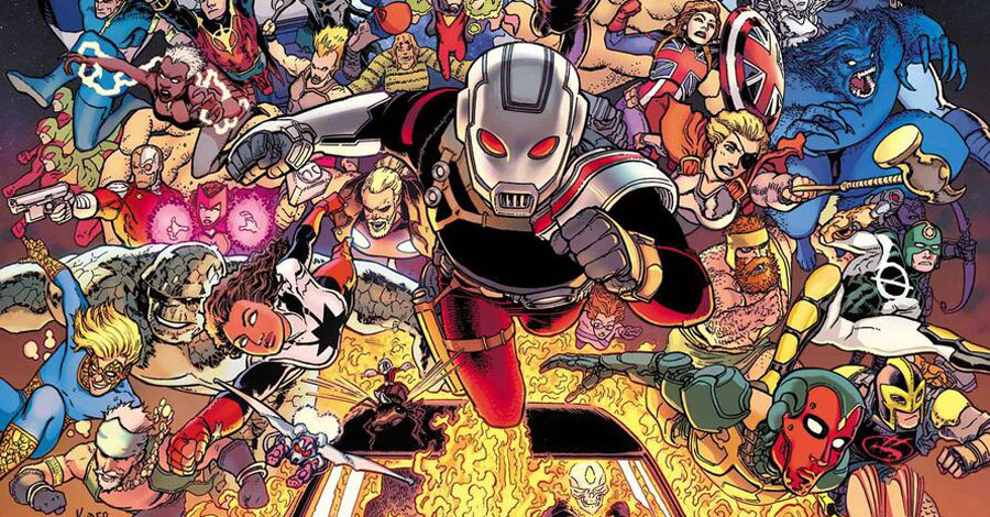 Avengers of the Multiverse will assemble in 'Avengers Forever'