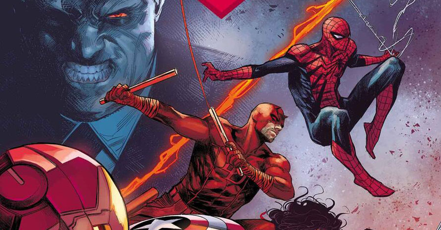 Kingpin unleashes Marvel's 'dark secrets' in 'Devil's Reign'