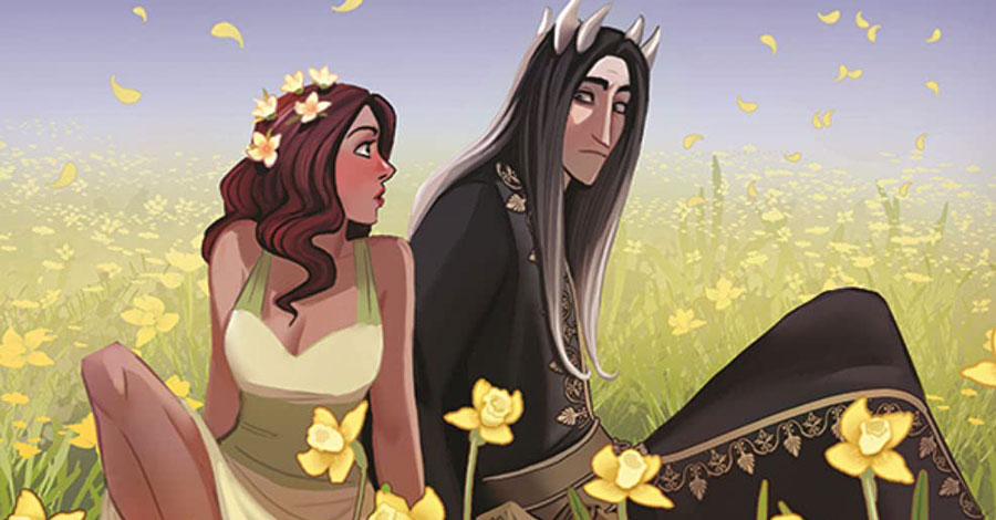 What Are You Reading? | 'Punderworld' delivers 'a fully fleshed out world of relationships, Greek lore and bang-on comedic timing'