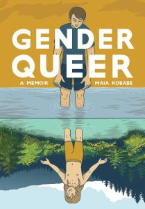 Cover of Maia Kobabe's Gender Queer