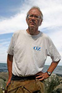 Photo of cartoonist Lars Vilks