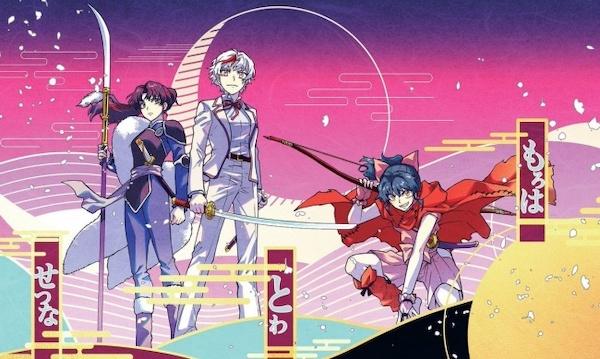 Image from Yashahime anime