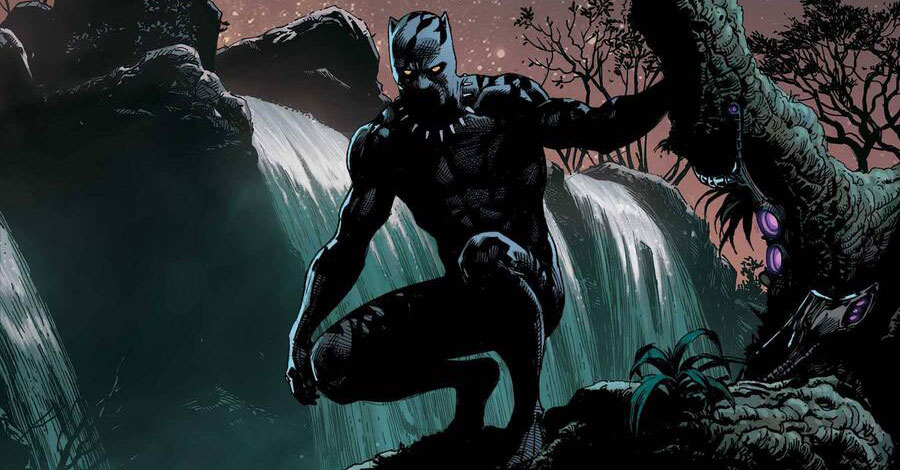 Marvel will celebrate 200 issues of Black Panther in January