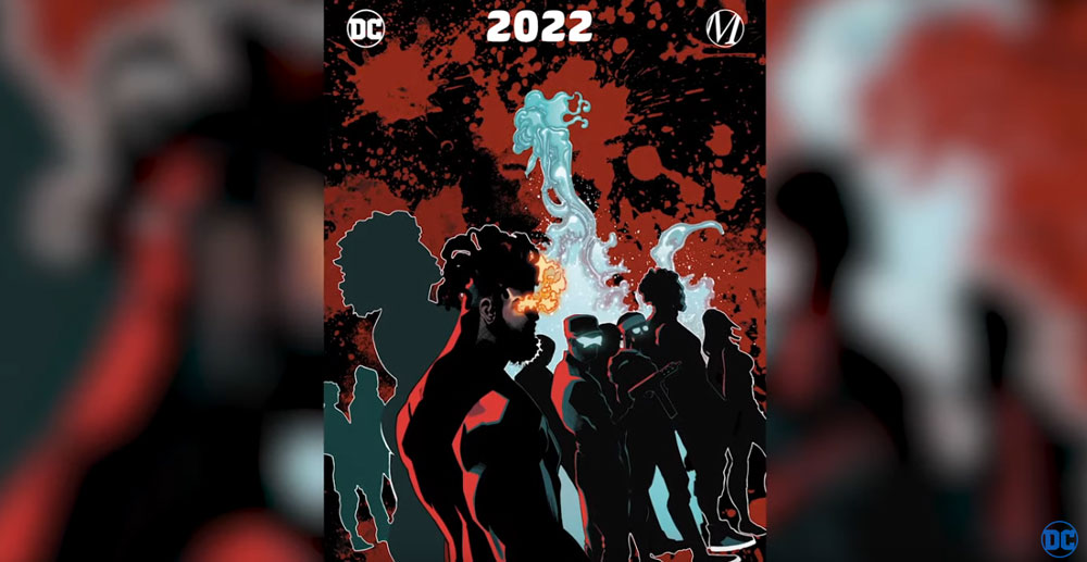 DC + Milestone announce 'Blood Syndicate,' Black History Month anthology