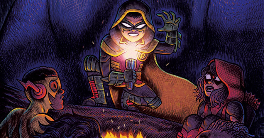 Can't Wait for Comics | Things get spooky in this week's new releases