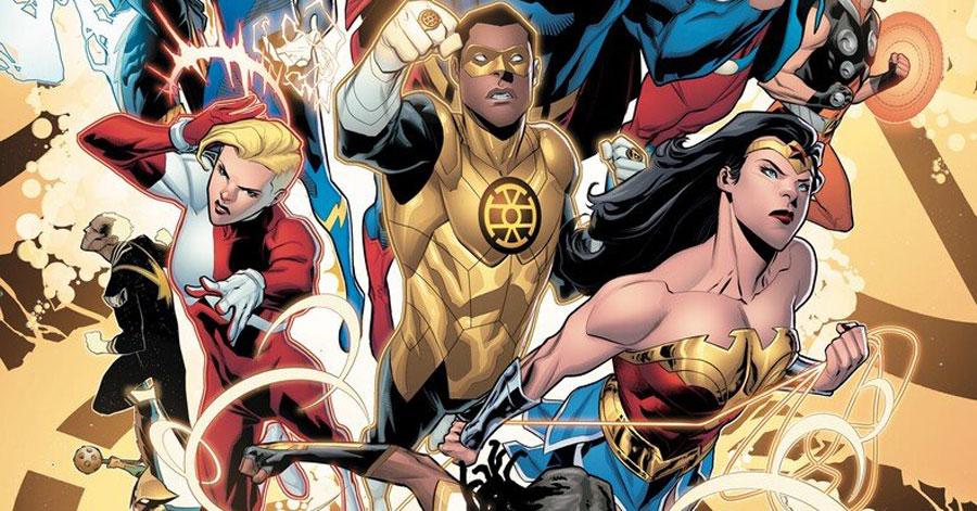 DC announces 'Justice League vs. Legion of Super-Heroes'