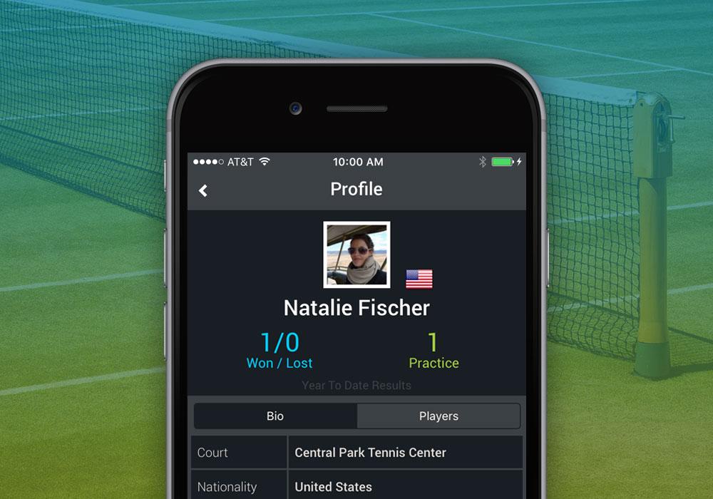 Smashbook Player Profile