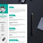 Creative Editable Resume