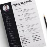 Creative Sketch Resume