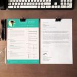 Designer Resume/CV template