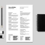 Light Elegant Resume