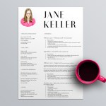 Super Minimalist Resume