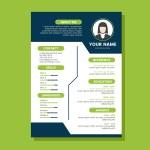 Blue Green CV