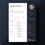 Personal Sketch Resume