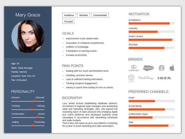 Free Horizontal Resume Template for Any Job Opportunity