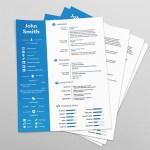 Four Version Resume