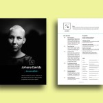 Journalist CV Template