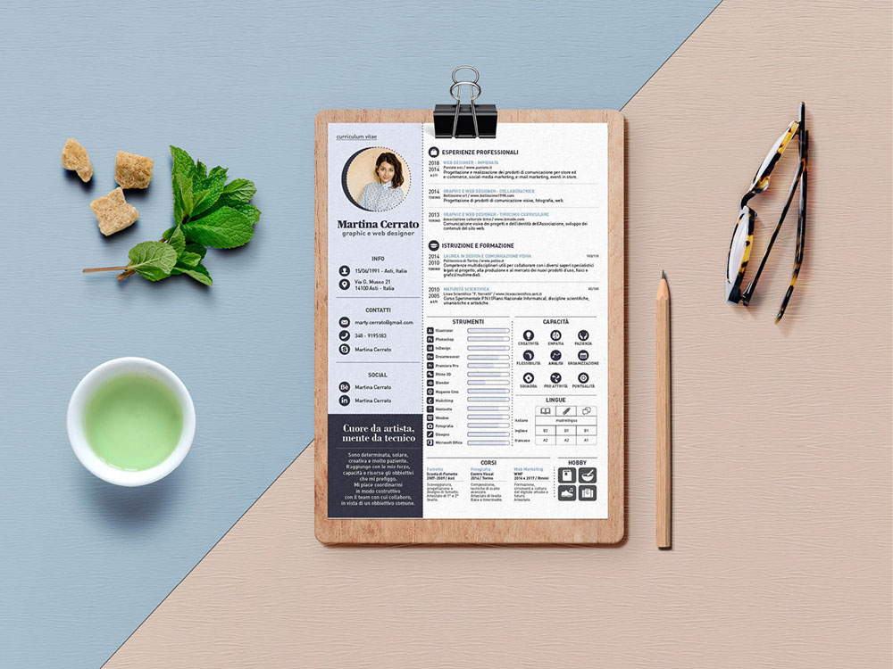 In This Article We Make Roundup 20 Free Resume Template For 2018 That Will Help You Presenting Your Profile With Professional Way