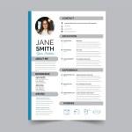 Modern Flat Resume