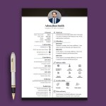 Adom Resume Template