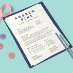 Medical Resume Template