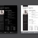Dark Light Resume