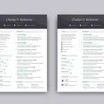 McKeever Resume Template