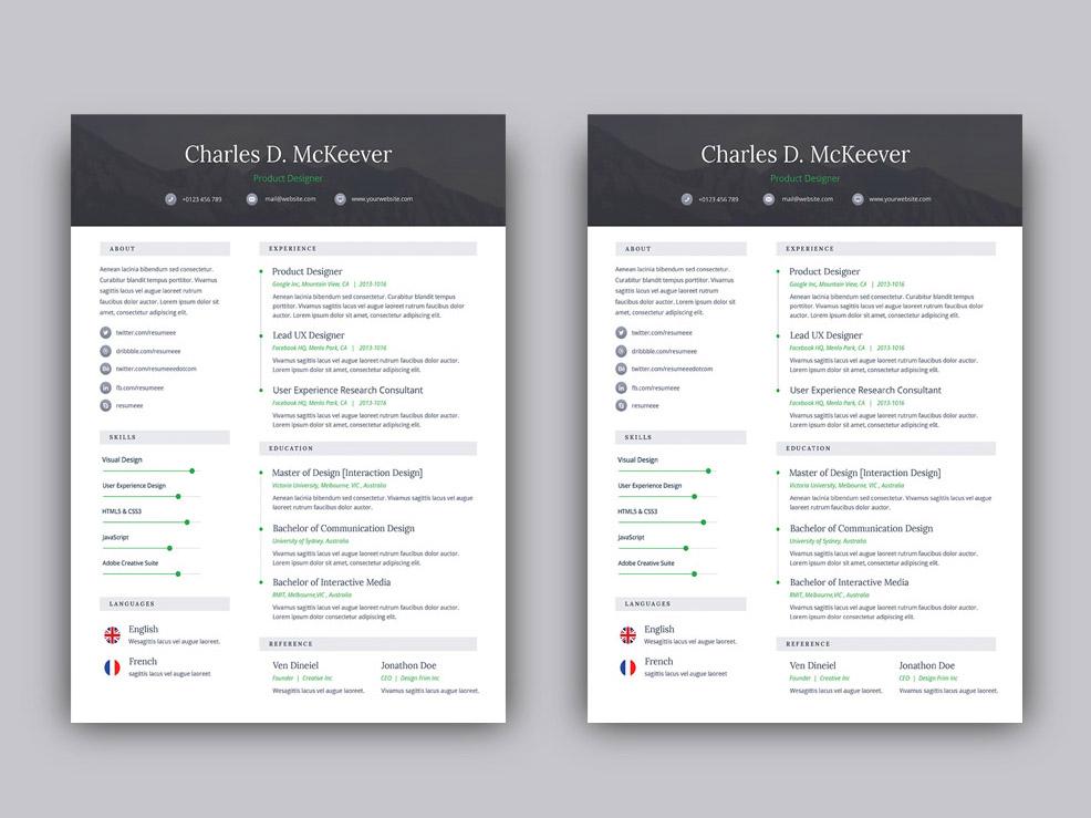 mckeever resume
