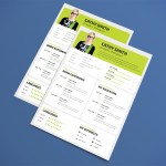 Cathy Resume Template