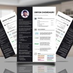 Orpon Resume Template