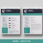 Infographic Indesign Resume