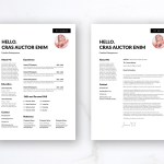 Simple Dynamic Resume