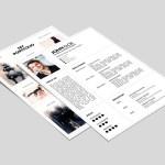 Portfolio Resume Design