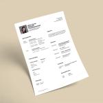 Free Figma Resume
