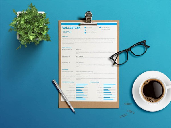 Free Epic Resume Template