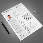 Engineering CV/Resume Template