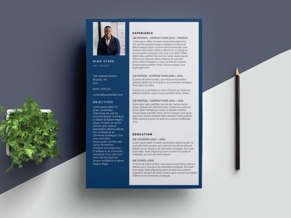 Free Dog Walker Resume Template with Clean Look