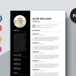Foreman Resume Template