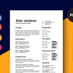General Construction Worker Resume