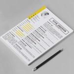 Corel Draw Curriculum Vitae Template